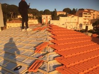 rénovation de toiture Beausoleil
