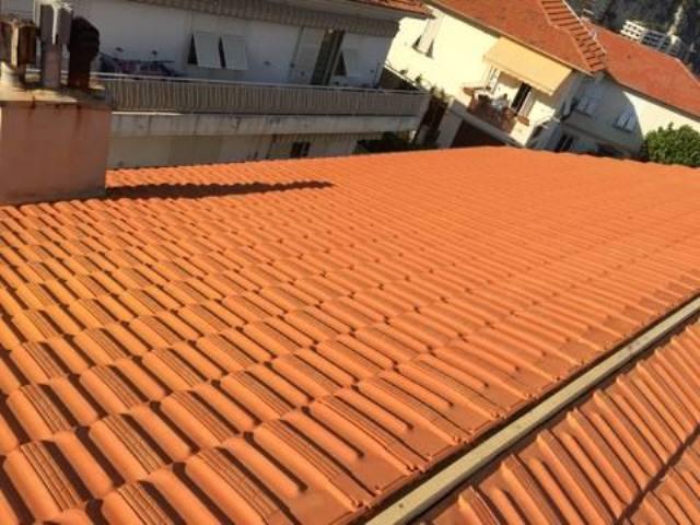 peinture de toiture Biot